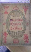 Illustrated Symbols and Emblems 1900 Edition