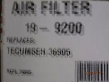 ROT9200 TECUMSEH AIR FILTER T36905