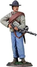w.britains 31214 confederate infantry standing make ready no.1