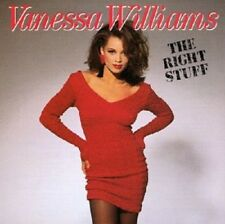 VANESSA WILLIAMS - Right Stuff - CD - Import - **BRAND NEW/STILL SEALED**
