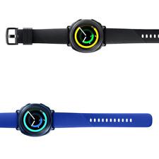 Samsung Gear Sport Reloj Inteligente-Negro, Azul rápido y libre entrega VAR030