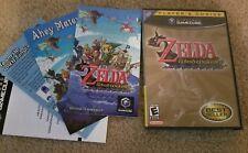 Nintendo GameCube The Legend of Zelda Wind Waker Video Game - 2002 2004