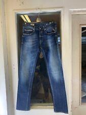 Replay Männer Jeans Grover Blau Denim Straight MA 972 93C 140