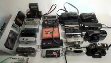 30 Sucherkameras Kompaktkameras Canon Pentax Minolta Nikon Ricoh Agfa usw.