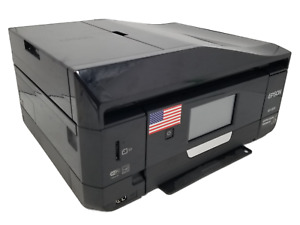 Epson XP-830 All-In-One Color Wireless Printer --Refurbished w/ Partial Ink--