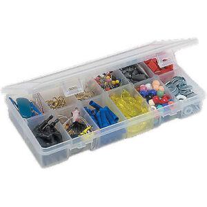 Plano Tackle Fishing Box Organizer Storage Lure Case Plastic Hook Boxes Bait
