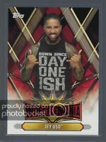 2019 Topps WWE Road to WrestleMania 35 Roster  #WM32  JEY USO