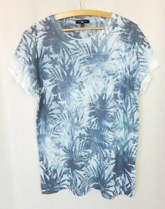 "T-Shirt Sport Man "" New Look Men "" Printed Tropic Size: L USA36 UK36"