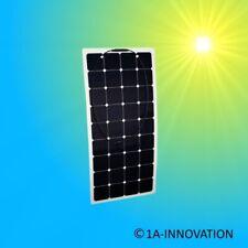 100W flexibles Solarmodul Photovoltaikmodul 100 Watt Solarpanel