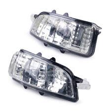 Mirror Turn Signal Indicator Lens Light Lamp Fit for Volvo S40 V50 C30 S60 V70