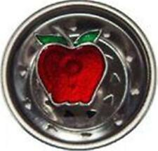Red Candy Apple Fruit Kitchen Sink Strainer Stopper 7139 Billy Joe Homewares NIB