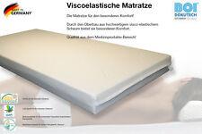 Anti-Dekubitus Matratze VISCO visco-elastisch 90 x 200 x 12 cm