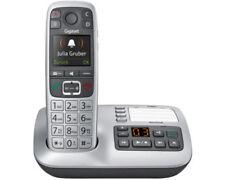 Graue Anrufbeantworter Schnurlose Telefone Mobilteilfrequenz 1.9GHz