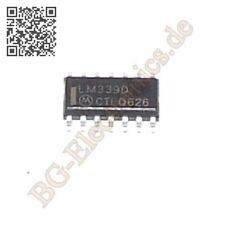 2 x LM339A Quad Comparator Signetics DIP-14 2pcs
