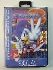 !!! SEGA MEGA DRIVE SPIEL Sonic 3 OVP o. Anl., gebraucht aber GUT !!!