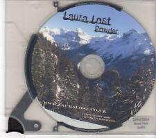 (EY43) Laura Lost, Powder - 2009 DJ CD