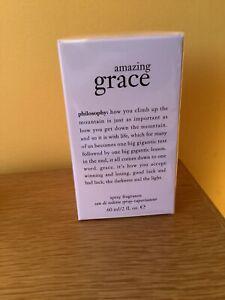 Philosophy Amazing Grace EDT Spray 60ml BNIB