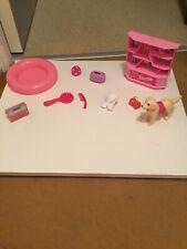 Barbie Accessories, Furniture Bundle
