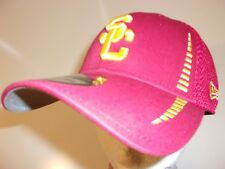 New Era 39Thirty USC Trojans Cap Hat men's stretch flex fit medium/large M/L NWT