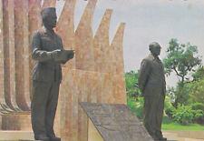 Monument of Soekarno Hatta Indonesia Postcard Used VGC