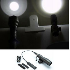 M300A Outdoor Rifle Gun 200LM LED Light Weapon Mounted Hunting Flashlight Torch