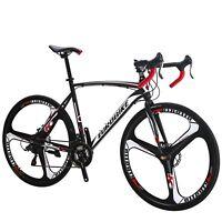 XC550 Road Bike Shimano 21 Speed Mens Bikes Diac Brake 700C Bicycle 54cm Cycling