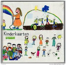 Unicef Phone Cards from Netherlands / Holland. Unique. Made by children. New.