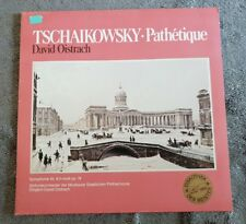 Tschaikowsky: Pathétique - David Oistrach • Moskauer Sinfonieorchester, Stereo