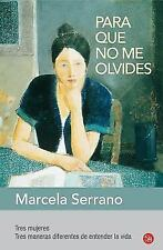 Para que no me olvides (Spanish Edition) (Something to Remember Me By)