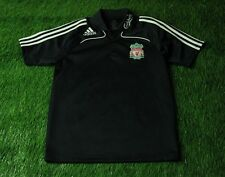 LIVERPOOL ENGLAND 2008/2009 FOOTBALL SHIRT JERSEY POLO TRAINING ADIDAS ORIGINAL