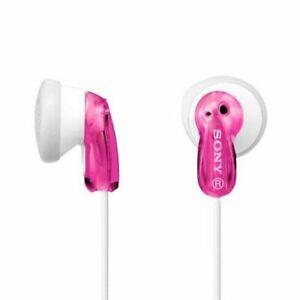 Sony MDR-E9LP In-Ear Stereo Audio Fashion Earbuds Earphones Headphones NEW