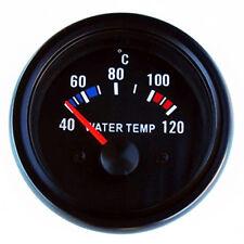 Wassertemperatur Zusatzinstrument  Universal Anzeige Zusatz Instrument 52mm NEU
