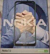 Nokia 7.2 NUOVO - 64GB-nero (sbloccato) - 4G-telecamera 48MP