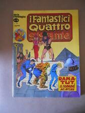 I FANTASTICI QUATTRO GIGANTE serie Cronologica n°10 1978 Corno [G753A] BUONO