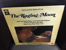 Raging Moon SOUNDTRACK vinyl LP UK Press NM 1971 John Williams Stanley Myers