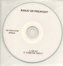 (736K) Banjo Or Freakout, Mr No - DJ CD