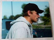 Detroit Red Wings Jakub Kindl Auto Training Camp 8x10 Photo