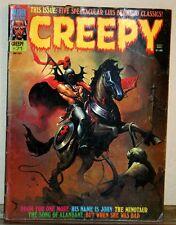 Creepy Comic Book Issue No. 71 May 1975