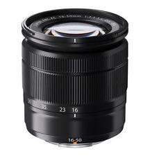 Fuji FUJINON XC16-50mm F3.5-5.6 OIS II Objektiv - schwarz - neuwertiger Zustand