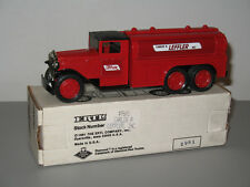Carlos Leffler Ertl 1930 Diamond T Tanker Truck Mib