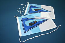 Bandiera Nautica Imbarcazioni Personalizzata Yacht Club 20x30 Grafica libera!