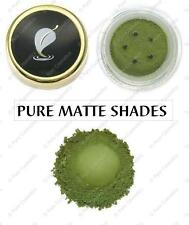 Pure Cosmetics Caribbean Lime Mineral Eyeshadow Green Matte Makeup Loose Powder