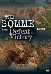 The Somme - BBC Great War World One 1 Battle BBC DVD NEW SEALED FREEPOST