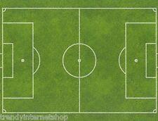 Fan Wand Deko Fussball WM Fußballfeld Rasen grün weiß Brasil 954301