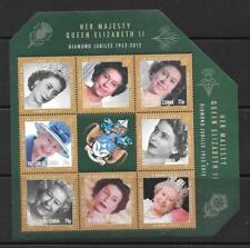 TRISTAN DA CUNHA SGMS1051 2012 DIAMOND JUBILEE MNH