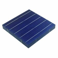 Solar Cell 156MM DIY Polycrystalline Silicon Material Battery 6x6 4.5W Panel