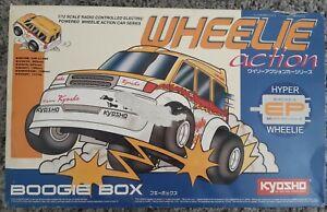 Kyosho Boogie Box Vintage Rc New kit 1998