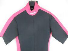 Ladies Sharksports Wetsuit Long Steamer Style Short Sleeved    Large?  52 Grosse