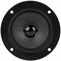 "NEW 2.5"" Tweeter.4"" Frame.Home Audio vintage style replacement Speaker.8 ohm"