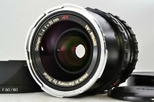 *Excellent++++* Rollei PQ Distagon 50mm F4 HFT Lens w/ Hood From Japan #1793